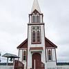 Church at Motukaraka Point
