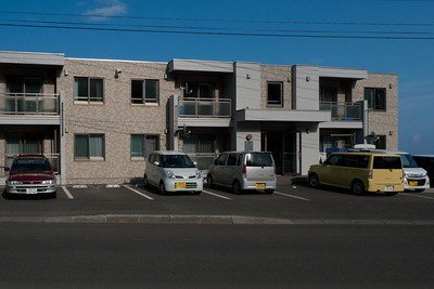 Rausu: Little boxes in front of Big boxes