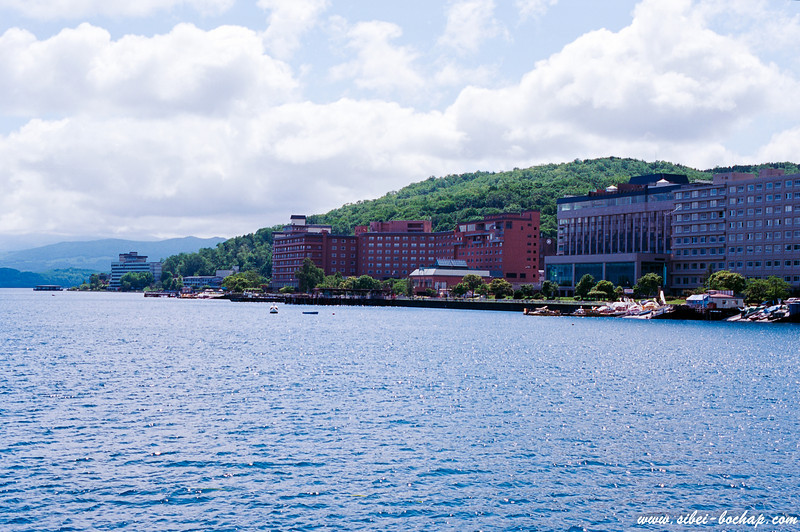 Ektar 100 - holiday resort