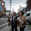 streets of otaru - growing old