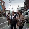 streets of otaru - growing old