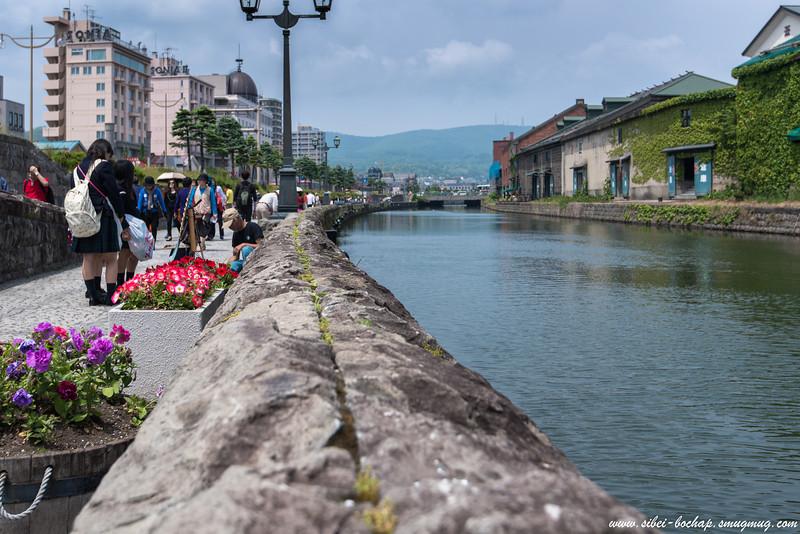 Sights of Otaru Canal