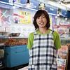 Auntie at the Sapporo Nijo Market