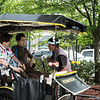 streets of otaru, soliciting aunties on a trishaw