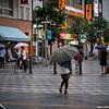 Asahikawa Kaimono Koen - silent prayer 4 rain to stop?