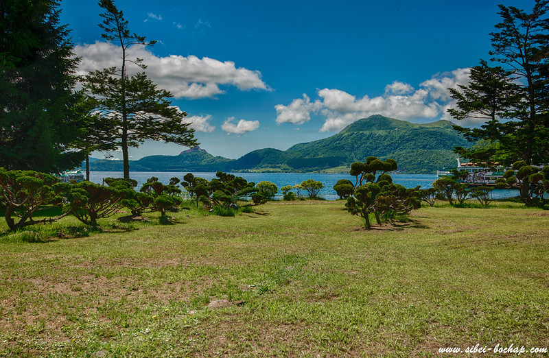seaview from Nakajima island