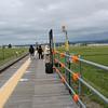 Lavender farm stop between Biei and Furano.