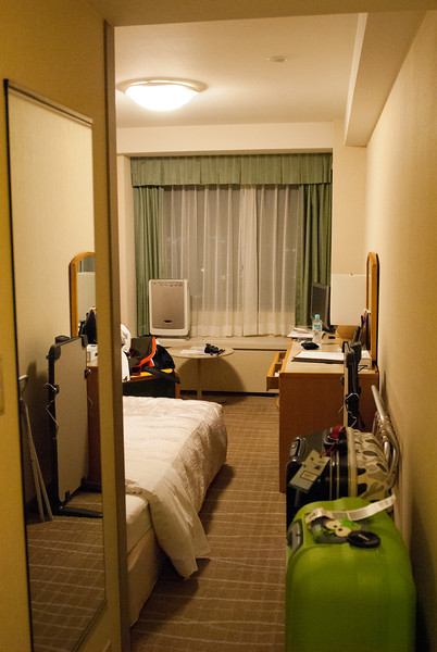 房間比較細