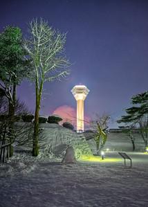 Fort Goryokaku tower