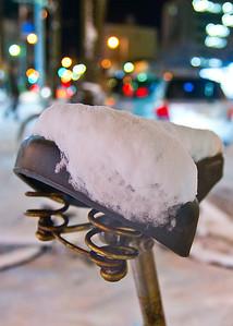 Frozen seat