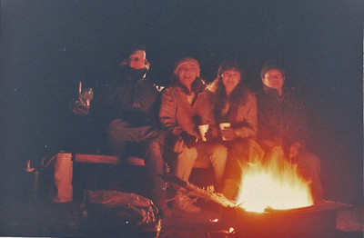 12/22/89 Holcomb Valley campground, San Bernardino National Forest, San Bernardino County, CA