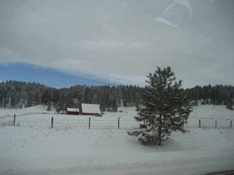 Drive from Meridian, ID to Mccall ID