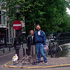Diana and Russell in Amsterdam