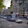 Main street in Amsterdam