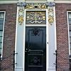Ornate doorway Zaanse Schans