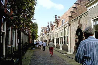 Holland - Amsterdam and Haarlem in 1992