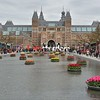 The Rijksmuseum of the Netherlands, in Amsterdam.<br /> April 16, 2015