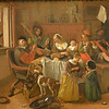 The Merry Family by Jan Steen, 1668.