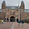 Rijksmuseum of the Netherlands, Amsterdam.<br /> April 16, 2015.