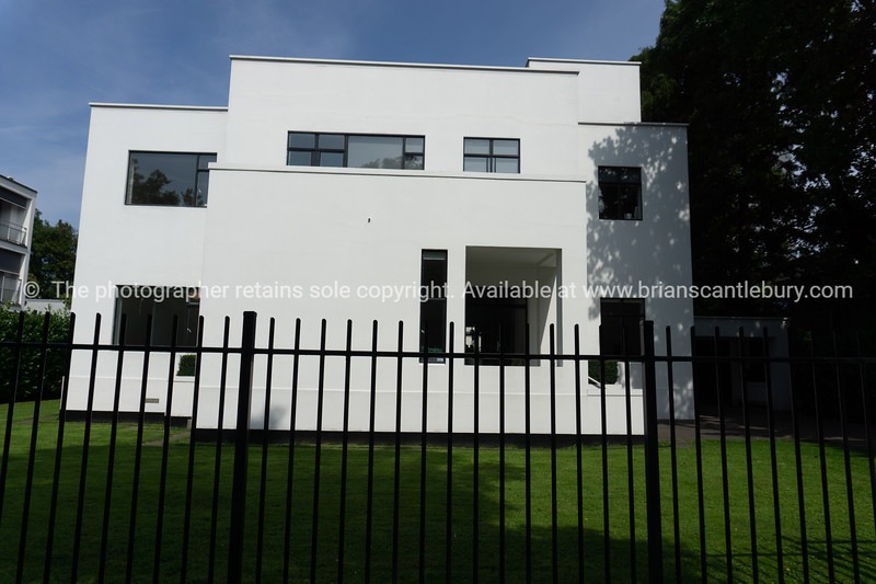 Historic residence known as Sonneveldt House  preserved in it original art deco style as a museum
