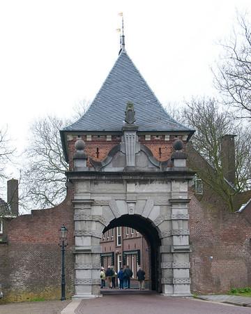 Holland and Belgium