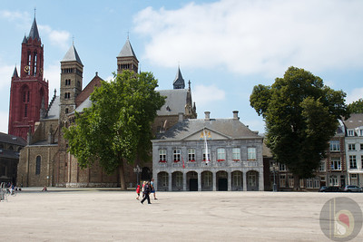 Maastricht - small town in holland - netherland