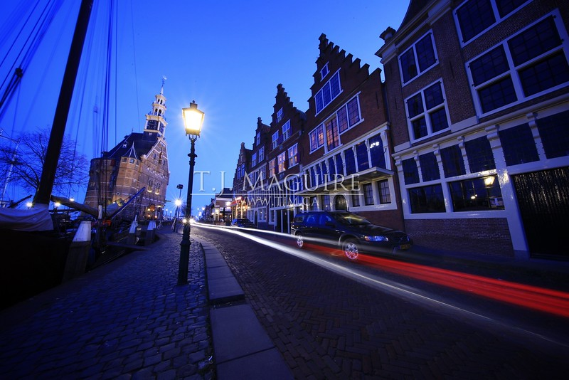 Harbour Drive, Hoorn, Holland