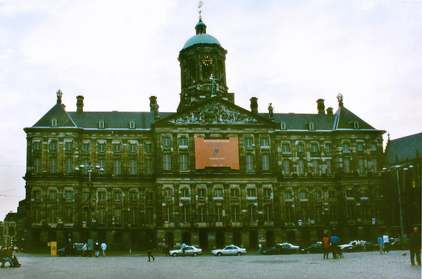 Royal Palace Amsterdam Holland - Jul 1996