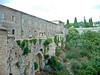 Backyard of the Art Monastery -- pretty spectacular, huh?