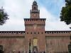 Castello Sforzesco and the Parco Sempione