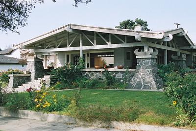 Aeroplane House, Burbank