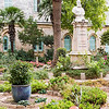 Gardens at the Church of St. Anne