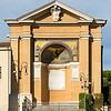 Piazza di Porta S. Giovanni, near the Basilica of St. John Lateran