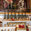 St. Jerome Altar, St. Peter's - That's Pope John XXIII by the altar
