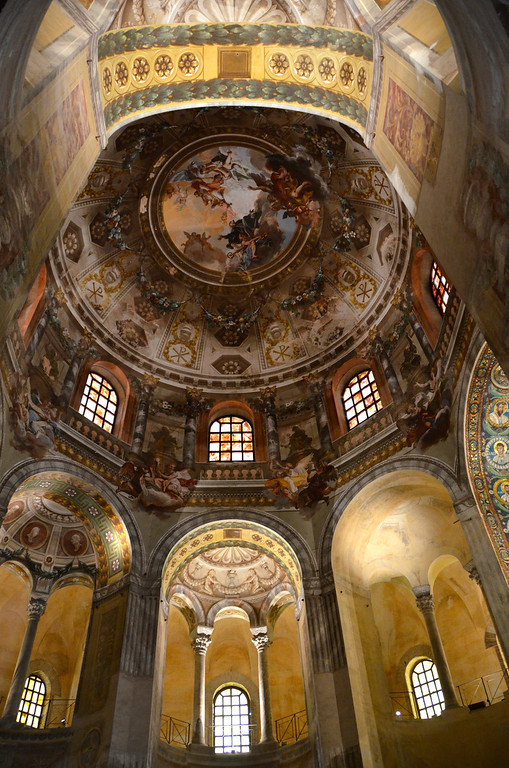 Ravenna Italy...site of byzantine mosaics