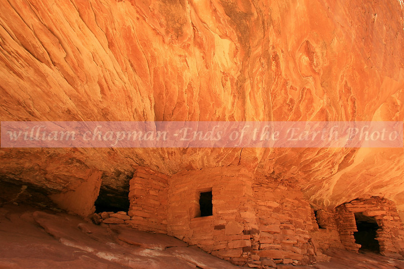 Anasazi Ruin of Mule Canyon