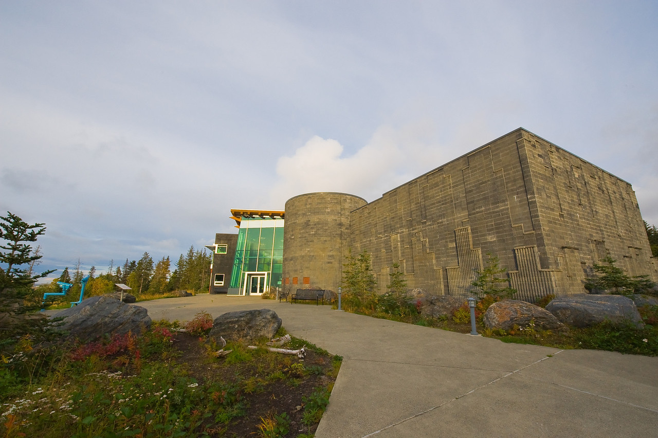Alaska Islands and Ocean Center