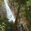 Honduras 2014:  Rio Cangrejal - El Bejuco Waterfall in the Cangrejal Valley, Pico Bonito N.P.