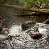 Honduras 2014: La Ceiba - Aguas termales