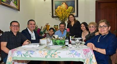 Family Dinner Casa de Alexis - 004 - 01182020