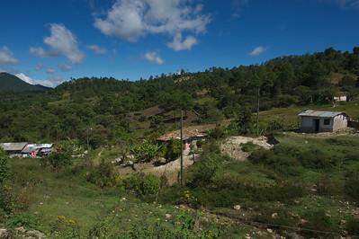 Farm near Linaca, Honduras