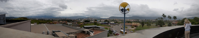 Learned quite a bit about near and far field subjects in pano stitching. Translation: there are some breaks in this one, but I didn't have the heart to not put it up...