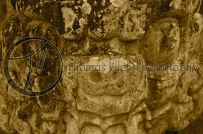 Ruinas de Copan, Honduras.