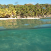 snorkling at West Bay, Roatan, Honduras