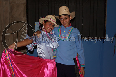 The happy couple! They were both very proud of themselves. The girl because she knew that she looked good. Notice that even on the boys left you can see her skirt because she wanted to make sure that it was perfect! I think the boy was very proud of himself because of the girl! Ruinas de Copan, Honduras.