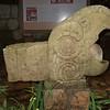 Mayan Macaw replica