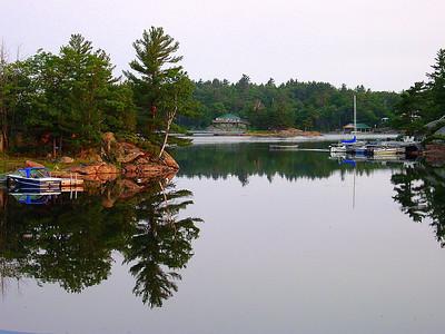 Honey Harbor Canada 2002