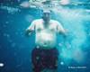Me under water