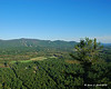 Cranmore Mountain Resort and Middle Mountain to the East