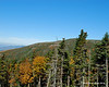 The ridge on the north side of Burt Ravine